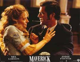 Maverick - 11 x 14 Poster French Style E