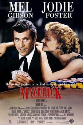 Maverick - 11 x 17 Movie Poster - Style B
