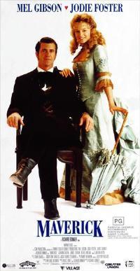 Maverick - 13 x 30 Movie Poster - Australian Style A