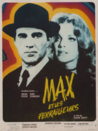Max and the Junkmen - 11 x 17 Movie Poster - French Style A