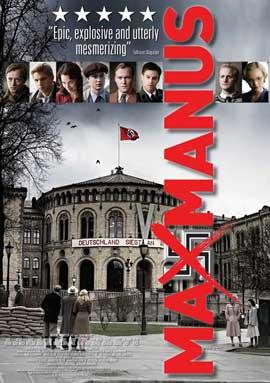 Max Manus - 27 x 40 Movie Poster - UK Style B