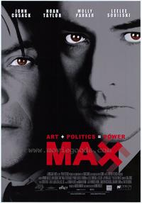 Max - 27 x 40 Movie Poster - Style A