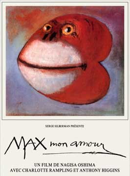 Max My Love - 11 x 17 Movie Poster - French Style A