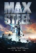 """Max Steel"" Movie Poster"