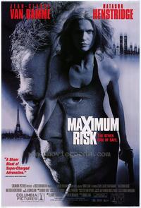 Maximum Risk - 11 x 17 Movie Poster - Style A