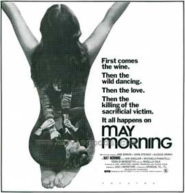 May Morning - 11 x 17 Movie Poster - Style A