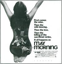 May Morning - 27 x 40 Movie Poster - Style A