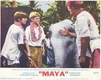 Maya - 11 x 14 Movie Poster - Style F