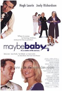 Maybe Baby - 11 x 17 Movie Poster - Style A