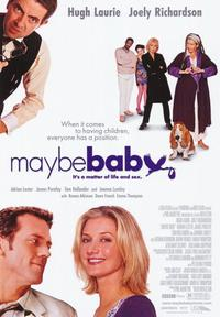 Maybe Baby - 43 x 62 Movie Poster - Bus Shelter Style A