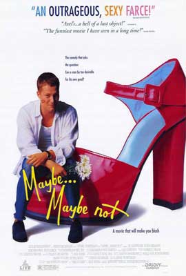 Maybe . . . Maybe Not - 27 x 40 Movie Poster - Style A