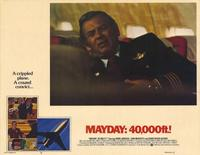 Mayday 40,000 Ft. - 11 x 14 Movie Poster - Style A
