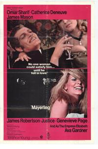 Mayerling - 27 x 40 Movie Poster - Style A
