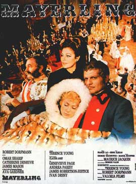 Mayerling - 11 x 17 Movie Poster - UK Style A