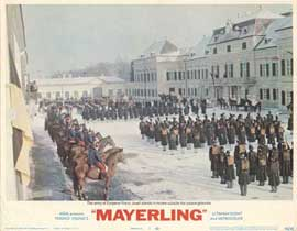 Mayerling - 11 x 14 Movie Poster - Style I