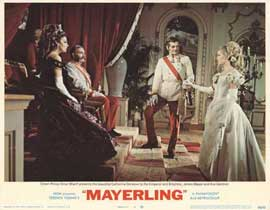 Mayerling - 11 x 14 Movie Poster - Style D