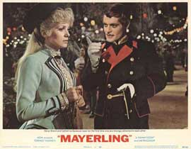 Mayerling - 11 x 14 Movie Poster - Style E