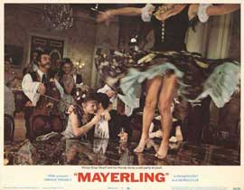 Mayerling - 11 x 14 Movie Poster - Style G