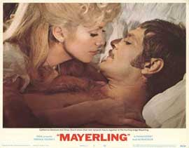Mayerling - 11 x 14 Movie Poster - Style H