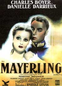 Mayerling - 11 x 17 Movie Poster - French Style A
