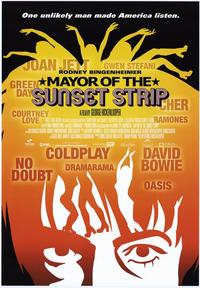 Mayor of Sunset Strip - 11 x 17 Movie Poster - Style A