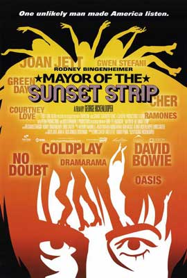 Mayor of Sunset Strip - 27 x 40 Movie Poster - Style A