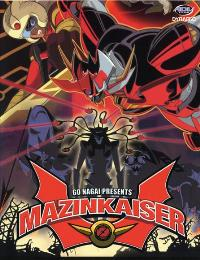 Mazinkaiser - 11 x 17 Movie Poster - Style B