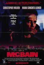 McBain - 27 x 40 Movie Poster - Style A