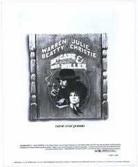 McCabe & Mrs. Miller - 8 x 10 B&W Photo #11