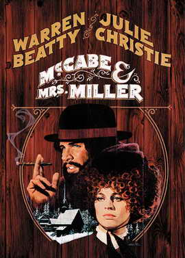 McCabe & Mrs. Miller - 11 x 17 Movie Poster - Style C