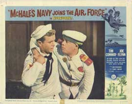 McHale's Navy Joins the Air Force - 11 x 14 Movie Poster - Style A