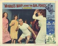 McHale's Navy Joins the Air Force - 11 x 14 Movie Poster - Style B