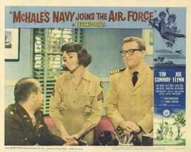 McHale's Navy Joins the Air Force - 11 x 14 Movie Poster - Style E