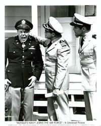 McHale's Navy Joins the Air Force - 8 x 10 B&W Photo #11