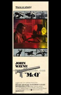 McQ - 43 x 62 Movie Poster - Bus Shelter Style A