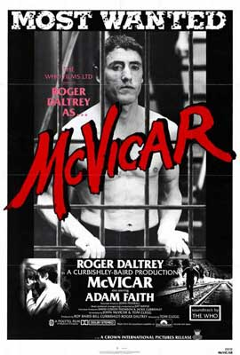 McVicar - 27 x 40 Movie Poster - Style A