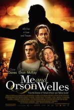 Me and Orson Welles - 11 x 17 Movie Poster - Style A