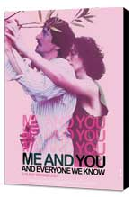 Me and You and Everyone We Know - 11 x 17 Movie Poster - Style B - Museum Wrapped Canvas