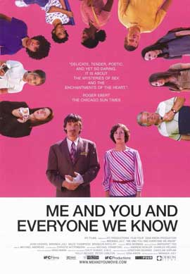 Me and You and Everyone We Know - 11 x 17 Movie Poster - Style A