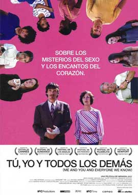 Me and You and Everyone We Know - 11 x 17 Movie Poster - Spanish Style A