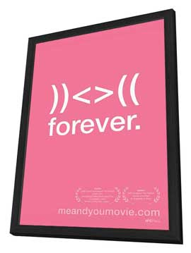 Me and You and Everyone We Know - 27 x 40 Movie Poster - Style C - in Deluxe Wood Frame
