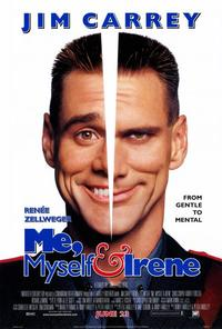Me, Myself, and Irene - 27 x 40 Movie Poster - Style A