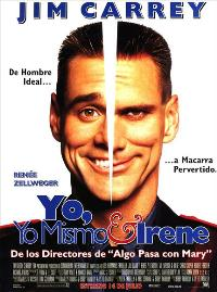 Me, Myself, and Irene - 27 x 40 Movie Poster - Spanish Style A