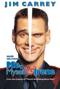 Me, Myself, and Irene - 27 x 40 Movie Poster - Style B