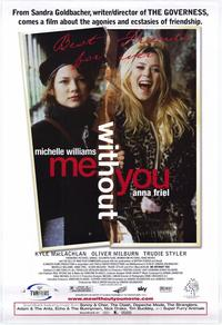 Me Without You - 27 x 40 Movie Poster - Style B
