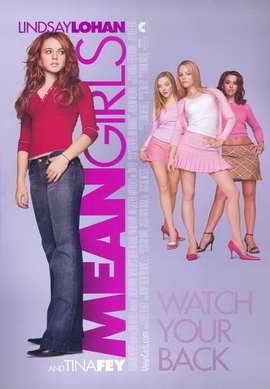 Mean Girls - 11 x 17 Movie Poster - Style A