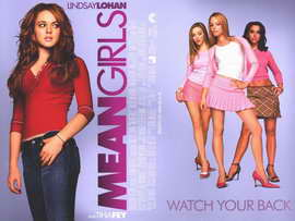 Mean Girls - 11 x 14 Movie Poster - Style A