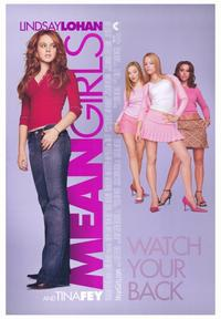 Mean Girls - 43 x 62 Movie Poster - Bus Shelter Style A