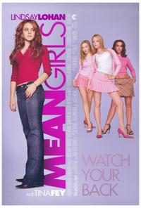 Mean Girls - 11 x 17 Movie Poster - Style A - Double Sided