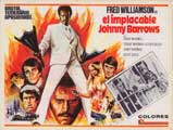 Mean Johnny Barrows - 22 x 28 Movie Poster - Half Sheet Style A